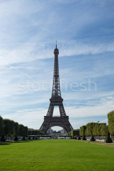 Mejor ciudad Europa principal atracción eiffel Foto stock © hsfelix