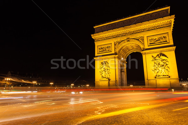 Arc of Triumph Stock photo © hsfelix