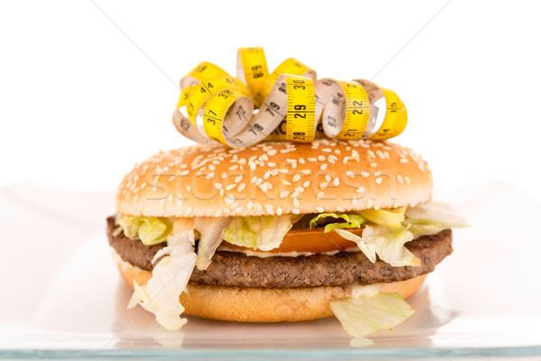 Diet Concept Stock photo © hsfelix