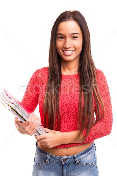 Asian Student Stock photo © hsfelix