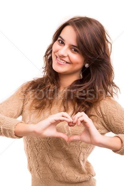 Heart Stock photo © hsfelix