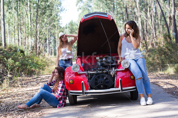 Oh no! Vacations are just starting! Stock photo © hsfelix