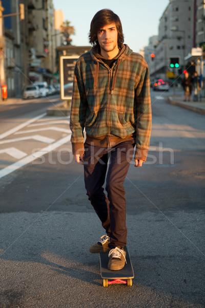 Skater Stock photo © hsfelix