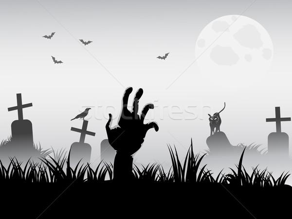 zombie waking Stock photo © huhulin