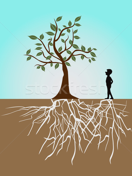 tree life Stock photo © huhulin