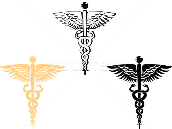 medical symbol Stock photo © huhulin
