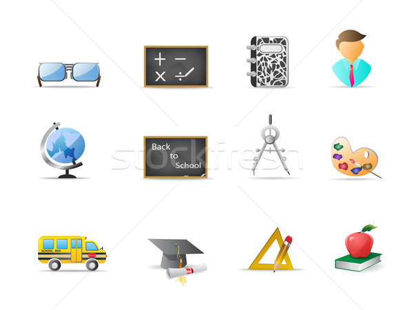 education icon  Stock photo © huhulin