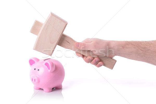 break the bank Stock photo © hyrons