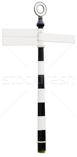 sign post Stock photo © hyrons