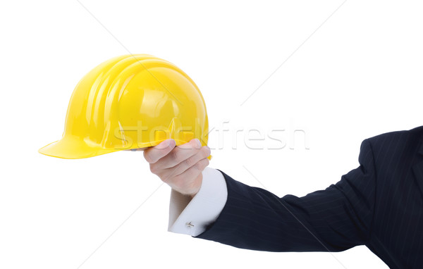 wear your hard hat Stock photo © hyrons