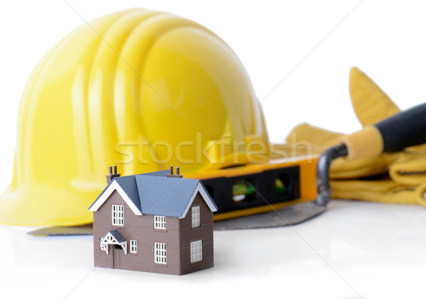 Construction Stock photo © hyrons