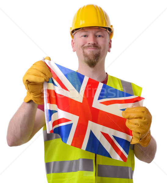 British construction Stock photo © hyrons
