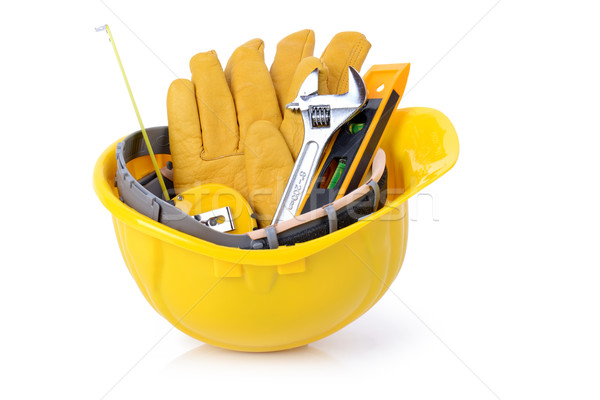 construction tools Stock photo © hyrons