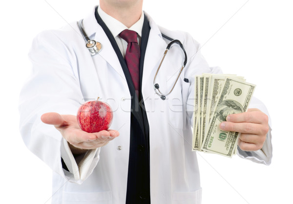 health advise Stock photo © hyrons
