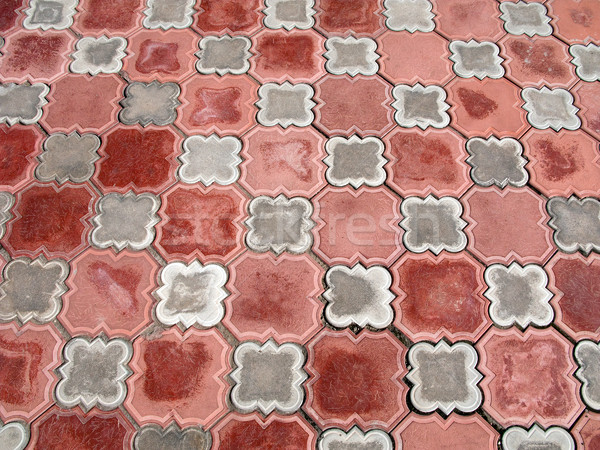 Ceramic tiles Stock photo © ia_64