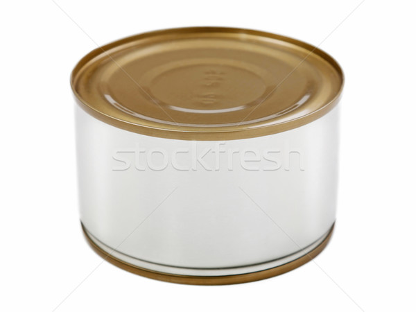 Canned food Stock photo © ia_64
