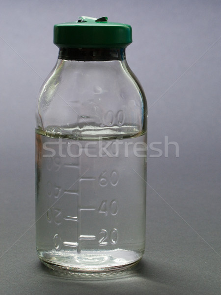 Medicine vial Stock photo © ia_64