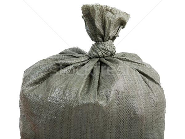 Full sack bag Stock photo © ia_64
