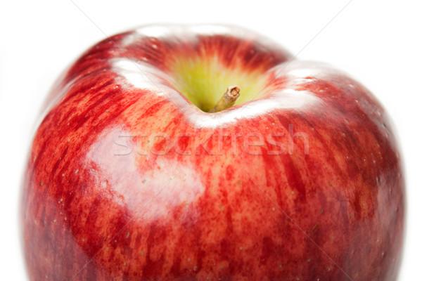 Appel vruchten gezond eten voedsel geïsoleerd witte Stockfoto © ia_64