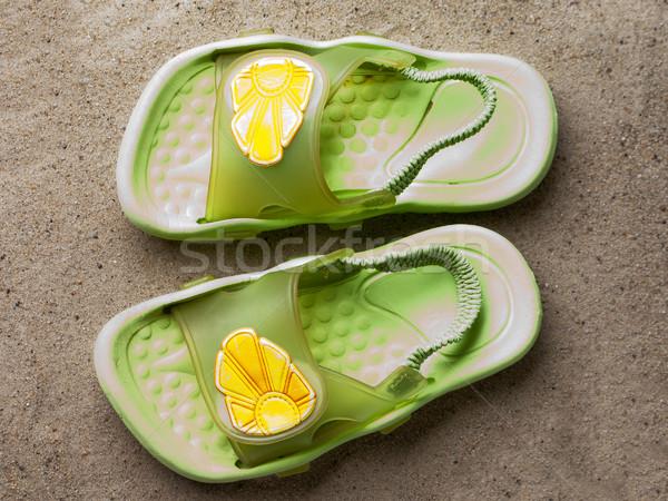 Sandal Stock photo © ia_64
