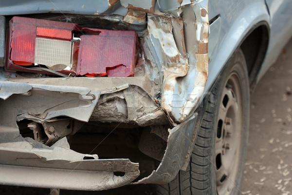 аварии аварии автомобилей крушение Сток-фото © ia_64