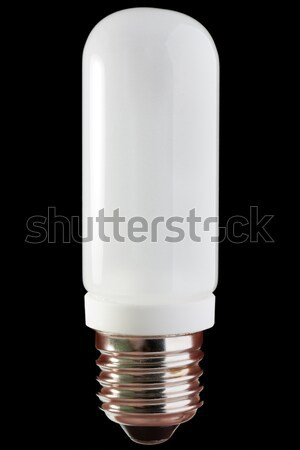 Halojen lamba ampul aydınlatma ekipmanları ışık cam Stok fotoğraf © ia_64