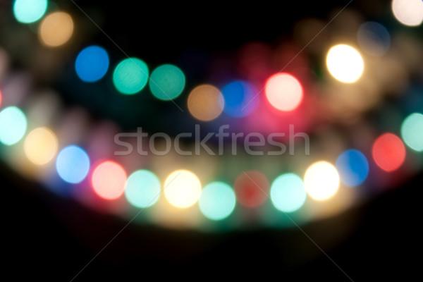 Defocused light Stock photo © ia_64