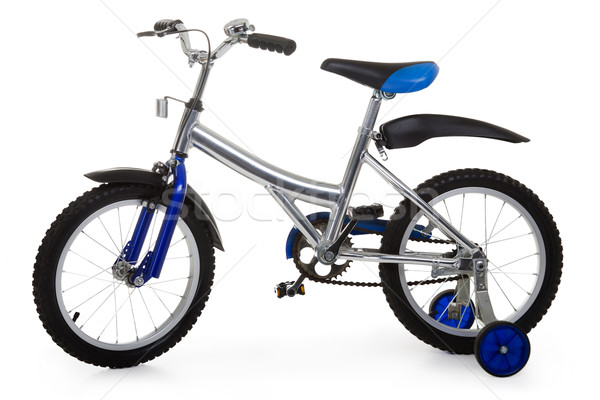 Child bicycle Stock photo © ia_64