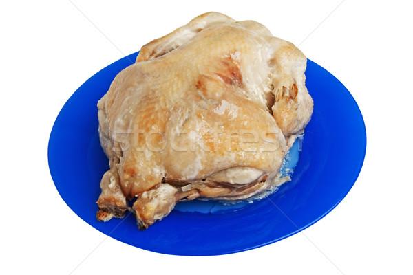 Chicken food Stock photo © ia_64