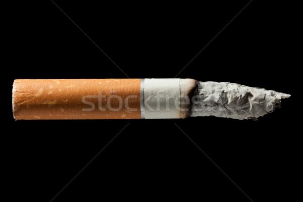 Smoking cigarette Stock photo © ia_64