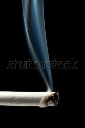 Smoking cigarette Stock photo © ia_64
