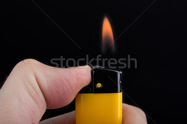 Lighter Stock photo © ia_64
