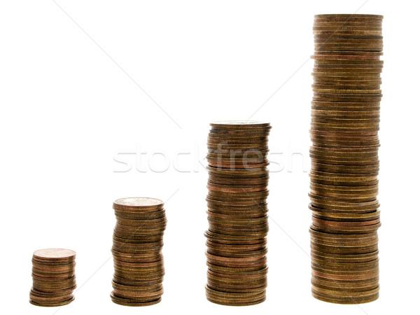 Coin growth Stock photo © ia_64