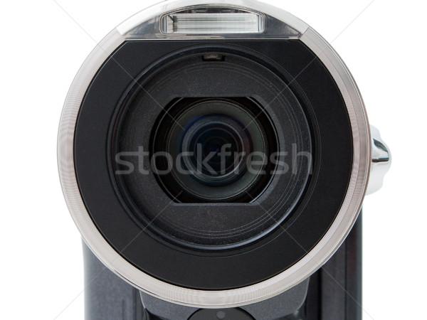 Camera lens Stock photo © ia_64