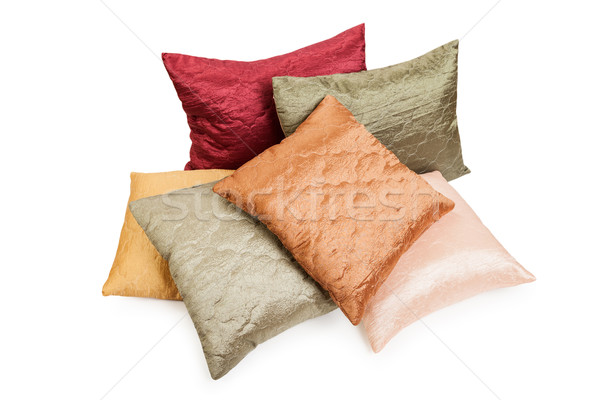 Pillow or cushion heap Stock photo © ia_64