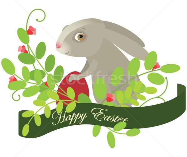 Easter rabbit Stock photo © iaRada