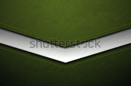 Verde metal exército militar textura do grunge Foto stock © Iaroslava