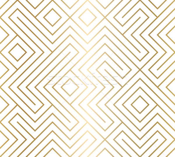 Geometrischen einfache Grafik drucken Vektor Stock foto © Iaroslava