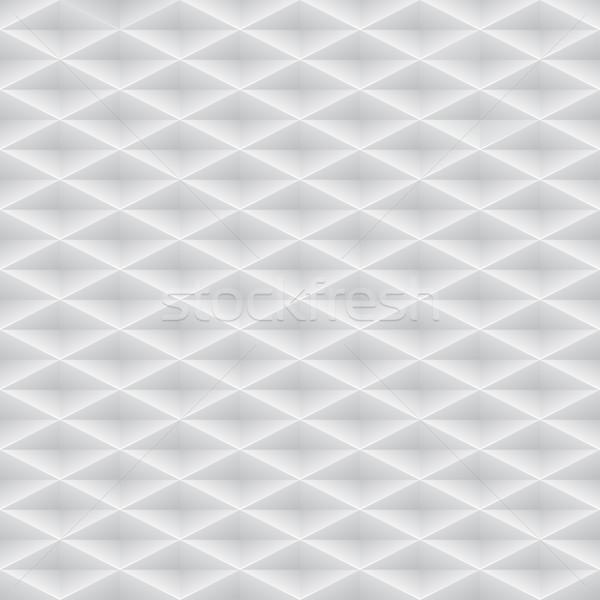 ベクトル 白 パターン プラスチック グリッド シームレス ストックフォト © Iaroslava