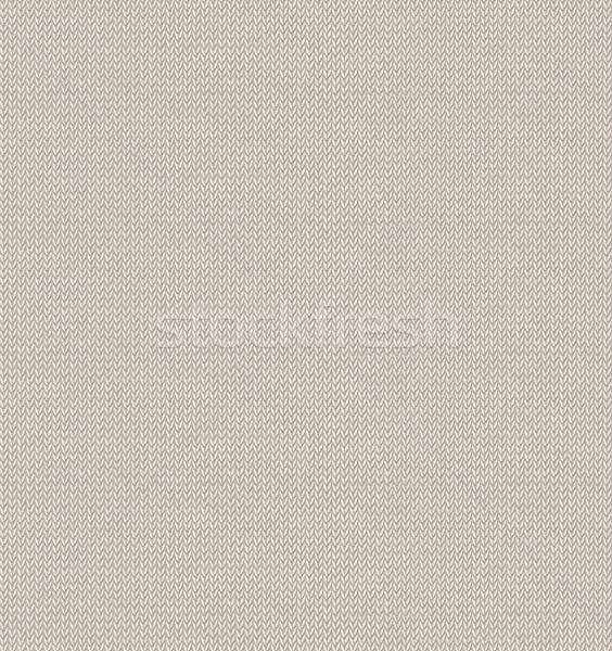 White Knitted Fabric Texture seamless background. Realistic knit vector pattern. Winter sweater Stock photo © Iaroslava