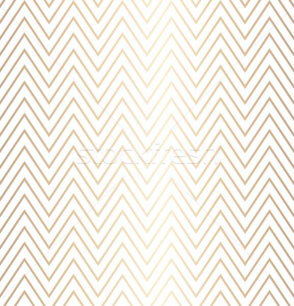 Semplice senza soluzione di continuità disegno geometrico bianco Foto d'archivio © Iaroslava