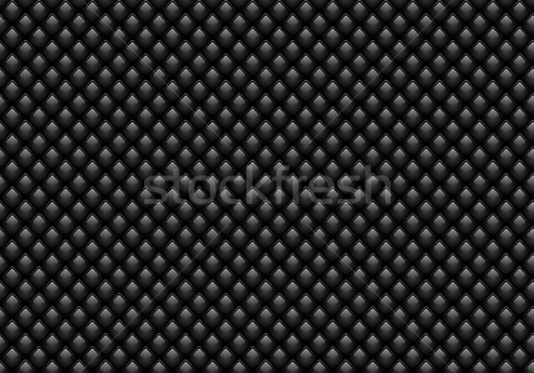 Glanzend zwarte mozaiek naadloos abstract Stockfoto © Iaroslava
