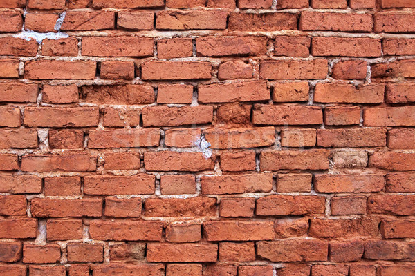 Seamless brick wall texture Stock photo © icefront