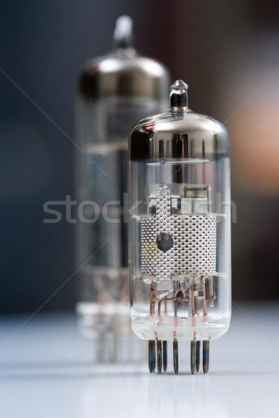Vacuum tubes Stock photo © icefront