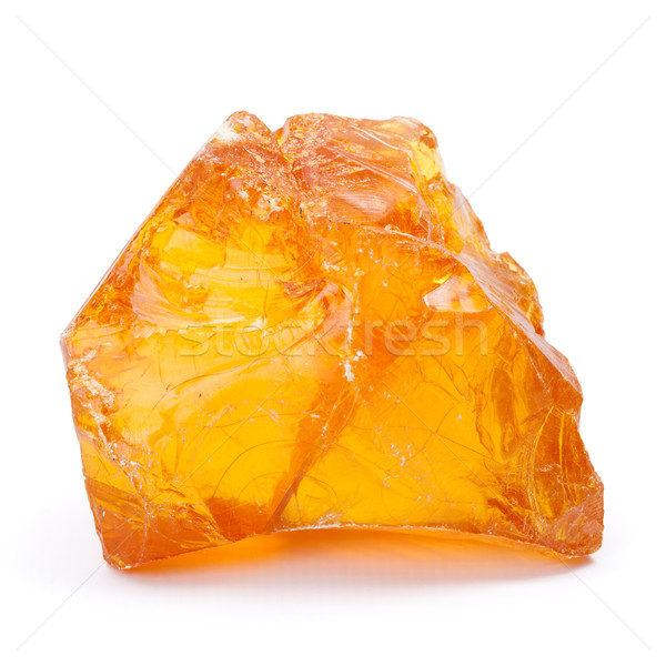 Piece of pure fir rosin Stock photo © icefront