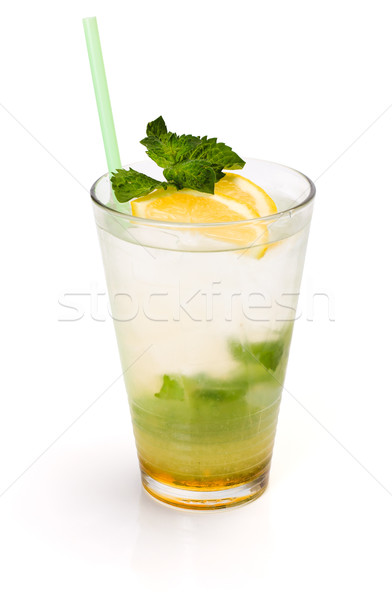 Fresh lemonade Stock photo © icefront
