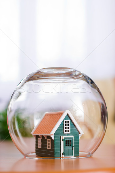 Protect your house Stock photo © icefront
