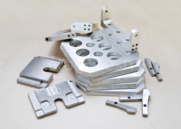 Finished mold pieces Stock photo © icefront