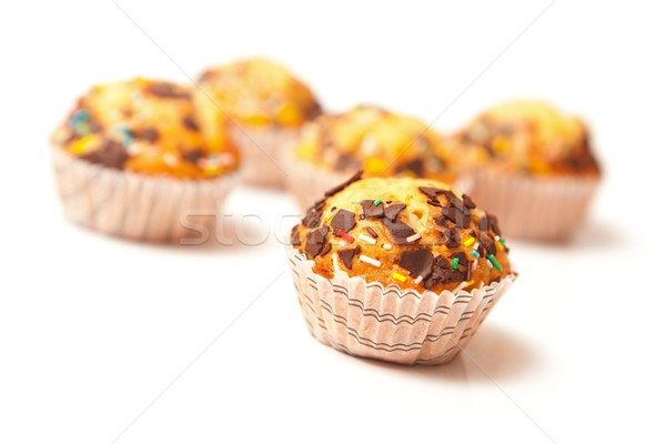 Muffins Stock photo © icefront