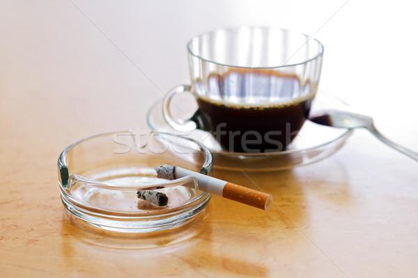Coffee break Stock photo © icefront